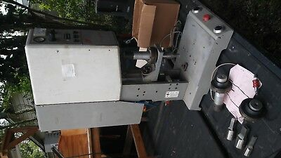 Mecasonic Ultrasonic Plastic Industrial Welding Machine Untested As Is!
