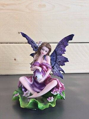 "Fate Les Alpes Fairy Land ""fata Magic Mama Incinta"" Da Collezione 244"