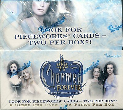 Charmed Forever Factory Sealed Trading Card Hobby Box