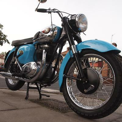 Superb BSA Star A65 650cc Twin Classic Vintage Probably The Best In The World