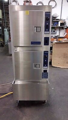 Cleveland 24Cga10 Gas Double Compartment Steamer