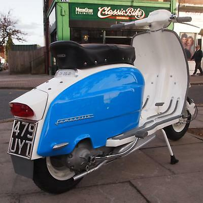 1962 Lambretta LI150 Classic Vintage In Absolutely Stunning Beautiful Condition