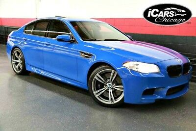 2013 BMW M5  2013 BMW M5 2-Owner $107,995 MSRP 26,759 Miles Executive Full Leather Serviced