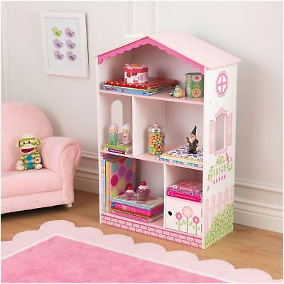 Dollhouse Cottage Bookcase - 14604
