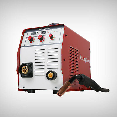 KickingHorse™ M185 MIG Welder 230V. Professional IGBT Inverter. Canada stock!