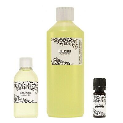 Professional Massage Oil Pure Natural Grapeseed Body Skin Oil. FRAGRANCE FREE