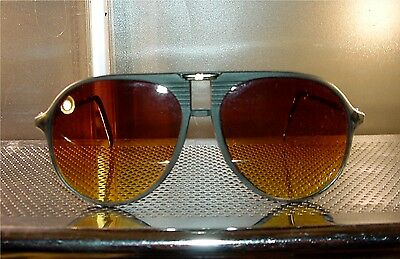 AMBERVISION Retro HD High Definition Sonnenbrille - Vintage - 100% UV-Schutz