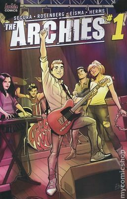 Archies (2017 Archie) Ongoing #1A FN