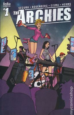 Archies (2017 Archie) Ongoing #1C VF