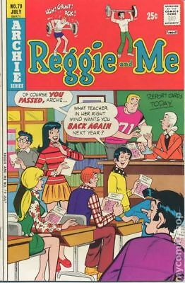 Reggie and Me (1966) #79 FN 6.0