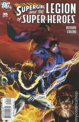 Supergirl and The Legion of Super-Heroes (2006) #35 VF