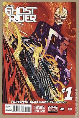 All New Ghost Rider (2014) #1A VF- 7.5