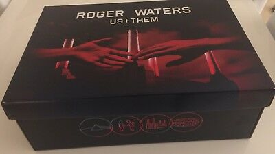 Roger Waters (Pink Floyd) Ultimate Deluxe VIP Package Box Set US +Them Tour 2017
