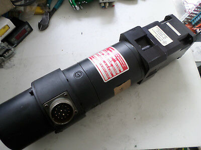 GLENTEK DC SERVO-MOTOR and GEARHEAD 368in-oz 6 amps -- 3:1 Ratio GM4020