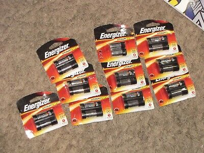 NEW *LOT OF 10* Energizer Lithium Batteries 2CR5