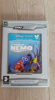 ♥ Cd-Rom Educatif Nemo ♥ Tres Bon Etat ♥