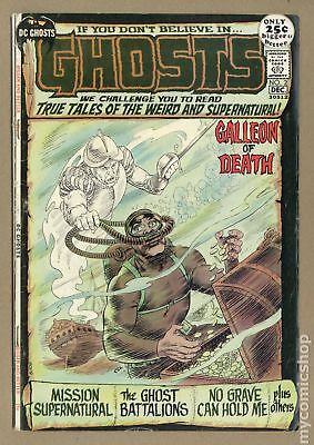 Ghosts (1971) #2 VG- 3.5
