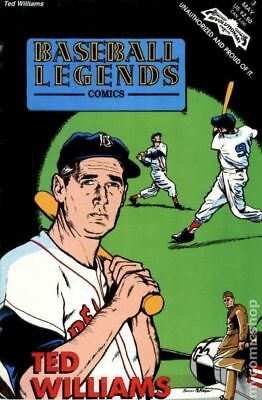 Baseball Legends Comics (1992) #3 VF