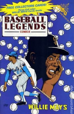 Baseball Legends Comics (1992) #8 FN
