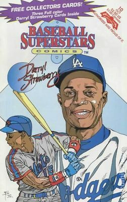 Baseball Superstars Comics (1991) #10B FN
