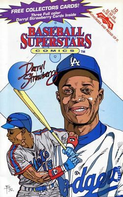 Baseball Superstars Comics (1991) #10U FN