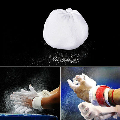 Magnesium Chalk Powder Ball for Gymnastics Climbing and Weight Lifting HOT