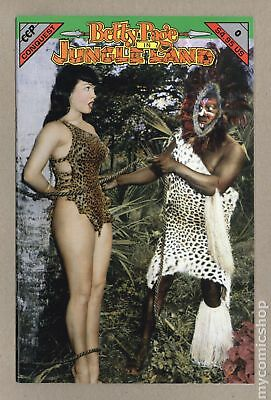 Betty Page in Jungleland (1992) #0 VF- 7.5