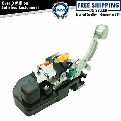 Dorman 931-686 Integrated Door Lock Actuator for LH LF for 02-05 Jeep Liberty