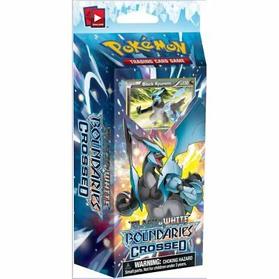 Black & White Boundaries Crossed Ice Shock Theme Deck Pokemon Trading Card Game