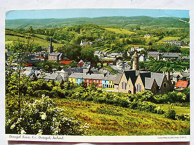 Donegal Town and Church, Co. Donegal Hinde 2/264 Used 1973