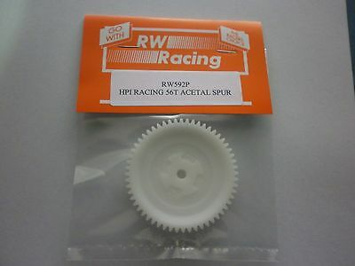 Hpi Rush Evo 56T Spur Gear By Rw Racing