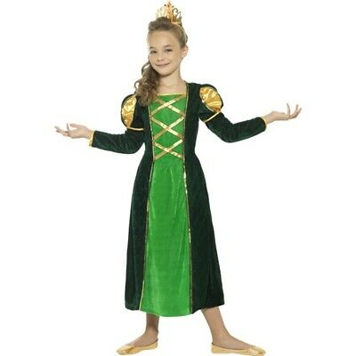 Smiffy's 44900t Medieval Princess Costume Size: Tween 12 -14 Years - Fancy