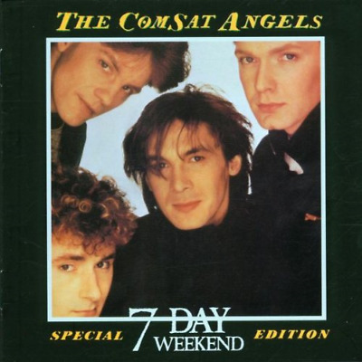 7 Day Weekend, The Comsat Angels, Very Good