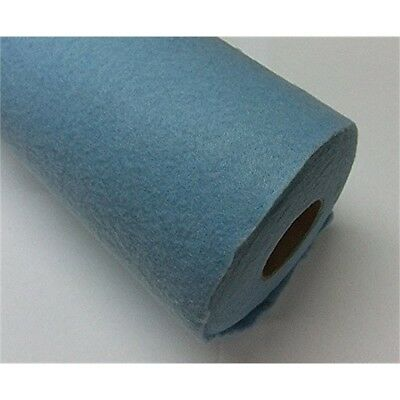 Playbox Felt Roll(light Blue) 0.45x5m - 160 G - Acrylic - Blue Pbx2470333