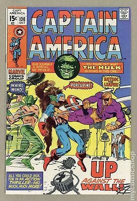 Captain America (1968 1st Series) #130 FN 6.0