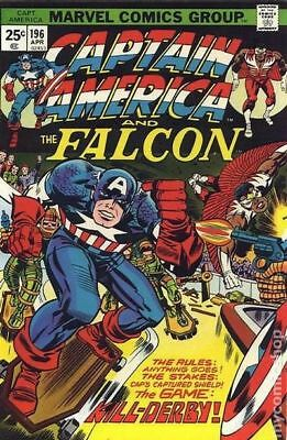 Captain America (1968 1st Series) #196 VF