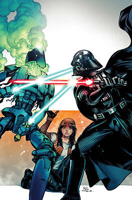 Star Wars Doctor Aphra #13 (2017) 1St Printing Bagged & Boarded Marvel Comics