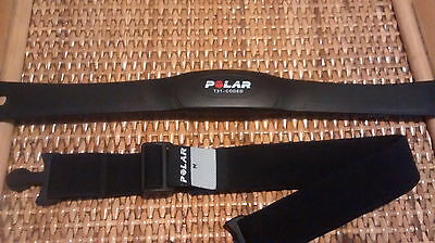 Polar T31 Coded HRM Heart Rate Monitor And Strap Size Medium
