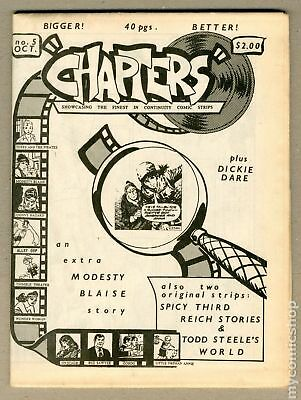 Chapters (1980) #5 FN 6.0