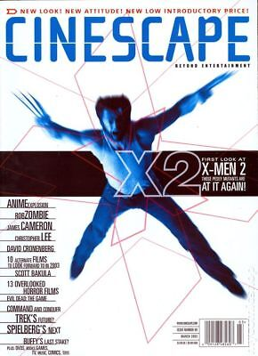 Cinescape (1994) #69 NM- 9.2