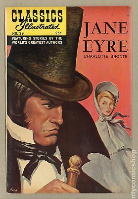 Classics Illustrated 039 Jane Eyre #13 FN 6.0