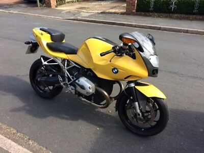 BMW R1200s boxer 2nd owner FSH great condition future classic