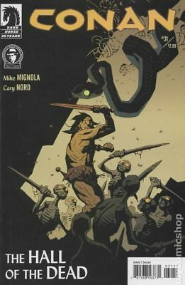 Conan (2004 Dark Horse) #31B NM