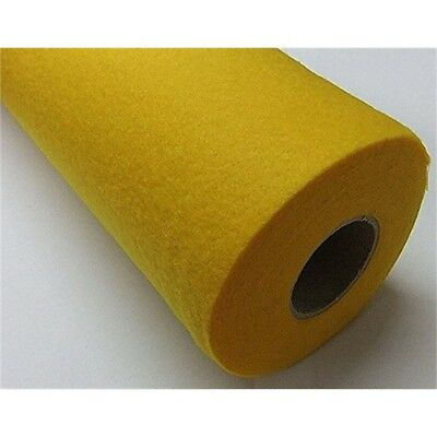 Playbox Felt Roll( Sun Yellow) 0.45x5m - 160 G - Acrylic - Roll Yellow