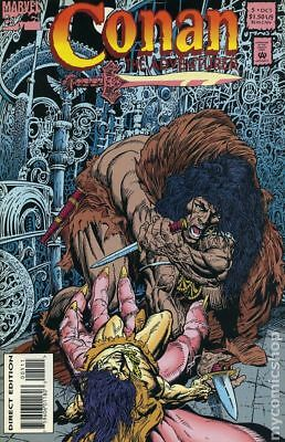 Conan the Adventurer (1994) #5 FN