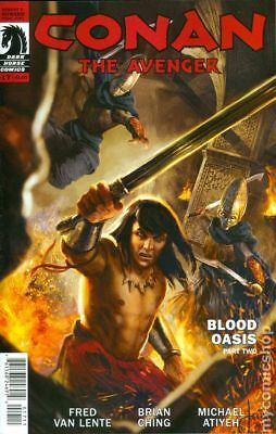 Conan the Avenger (2014) #17 NM