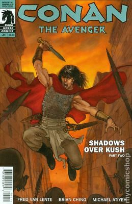 Conan the Avenger (2014) #2 VF