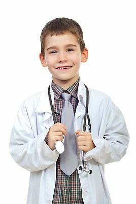 Childrens Lab Coat--Soft Touch 7