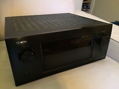 Denon AVR-4520 9.2 Channel 210 Watt Receiver