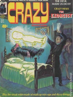 Crazy Magazine (1973) #6 VF
